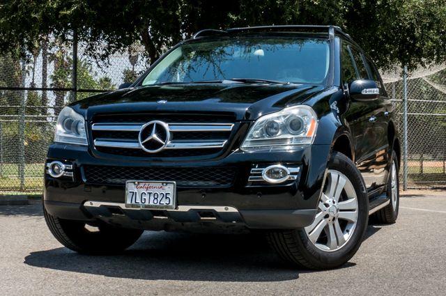 2007 Mercedes-Benz GL450 Reseda, CA 2