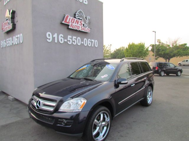 2007 Mercedes-Benz GL450 Low Miles