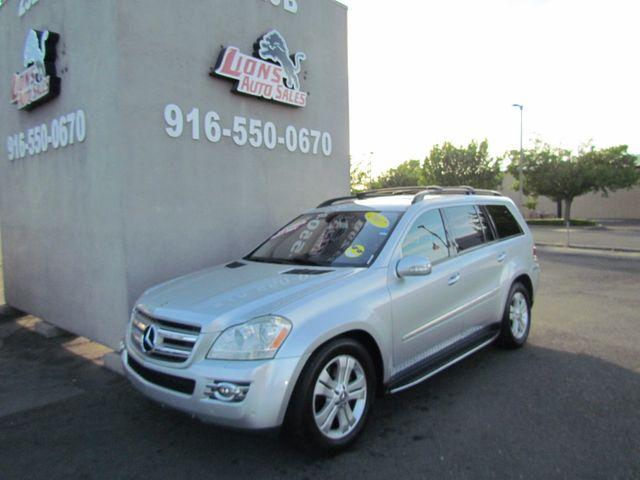 2007 Mercedes-Benz GL450 in Sacramento, CA 95825
