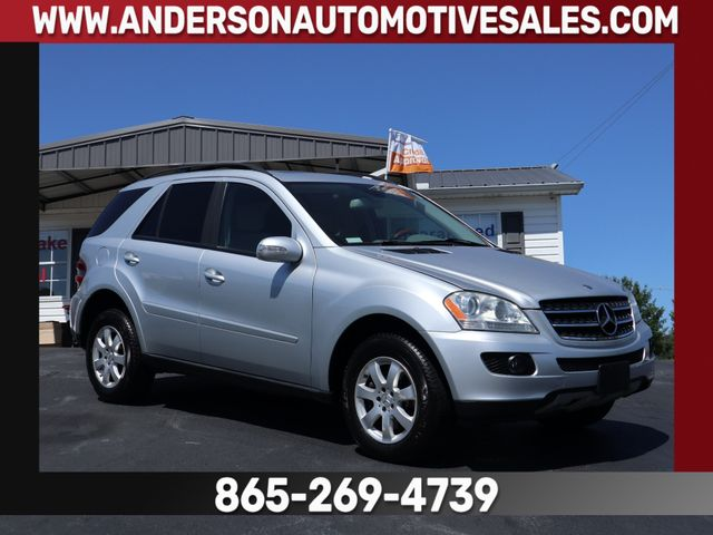 2007 Mercedes-Benz ML350 3.5L in Clinton, TN 37716