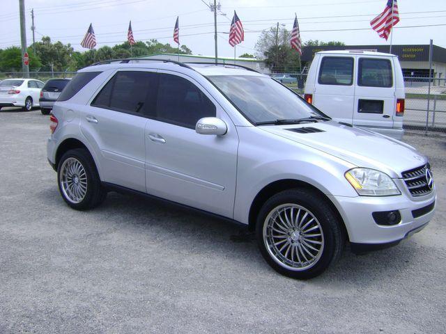 2007 Mercedes-Benz ML350 3.5L in Fort Pierce, FL 34982