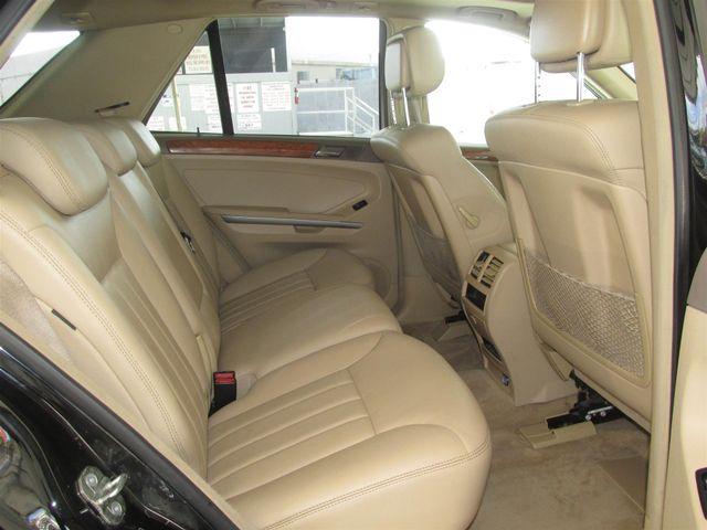 2007 Mercedes-Benz ML350 3.5L Gardena, California 11