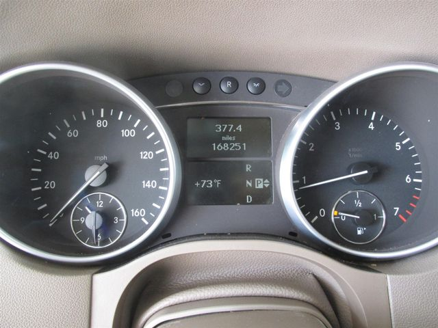 2007 Mercedes-Benz ML350 3.5L Gardena, California 5