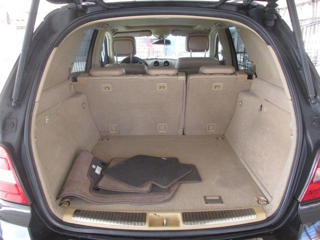 2007 Mercedes-Benz ML350 3.5L Gardena, California 10