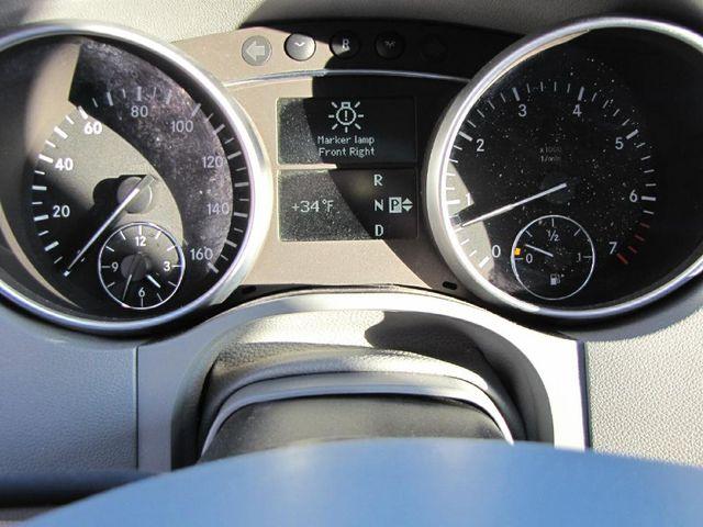 2007 Mercedes-Benz ML350 3.5L in Medina OHIO, 44256