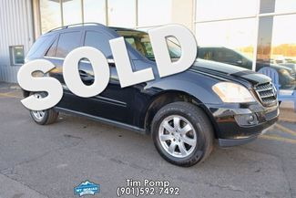 2007 Mercedes-Benz ML350 in Memphis Tennessee