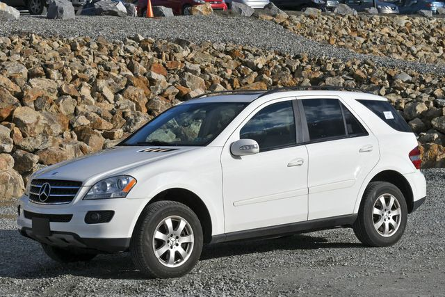 2007 Mercedes-Benz ML350 4Matic Naugatuck, Connecticut
