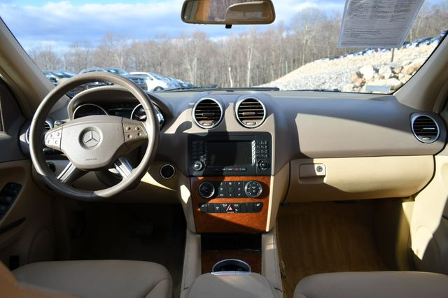 2007 Mercedes-Benz ML350 4Matic Naugatuck, Connecticut 20
