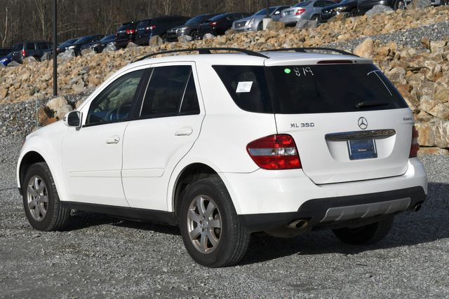 2007 Mercedes-Benz ML350 4Matic Naugatuck, Connecticut 2