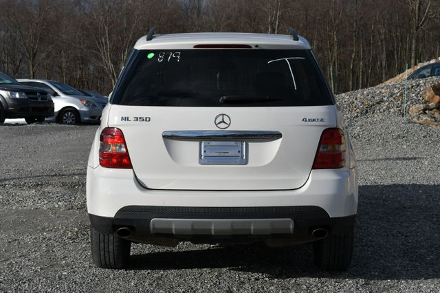 2007 Mercedes-Benz ML350 4Matic Naugatuck, Connecticut 4