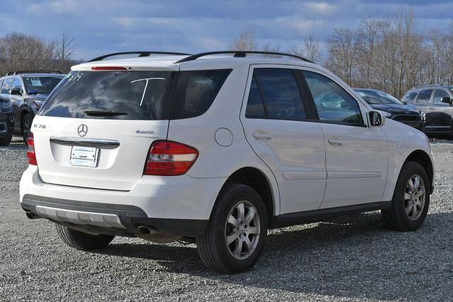 2007 Mercedes-Benz ML350 4Matic Naugatuck, Connecticut 5