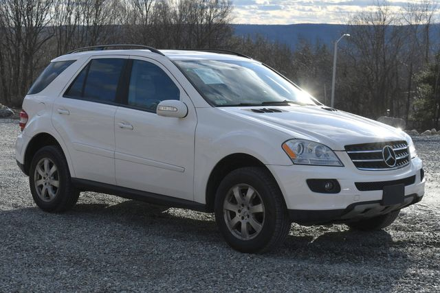 2007 Mercedes-Benz ML350 4Matic Naugatuck, Connecticut 7