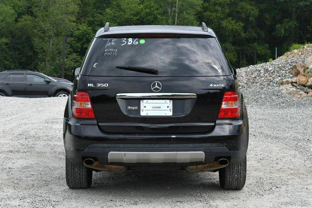 2007 Mercedes-Benz ML350 3.5L 4Matic Naugatuck, Connecticut 5