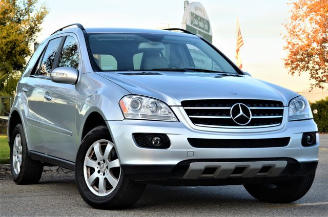 2007 Mercedes-Benz ML350 3.5L
