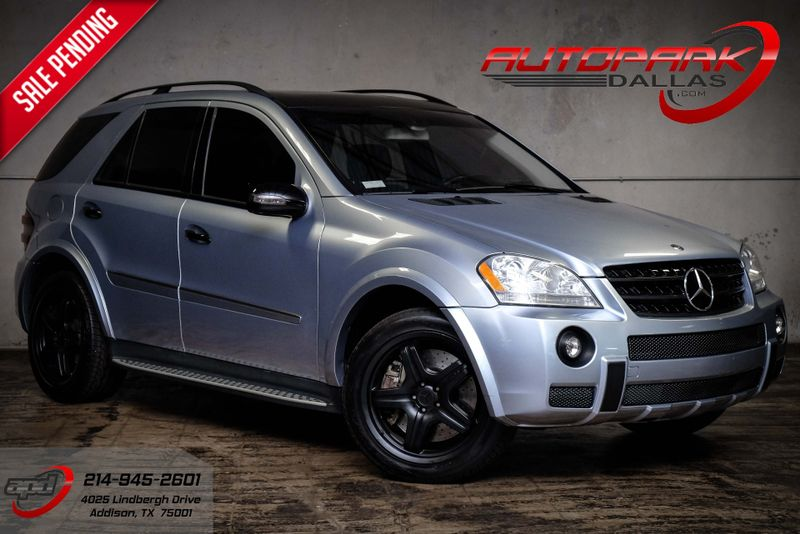 2007 Mercedes Benz ML63 AMG In Addison TX