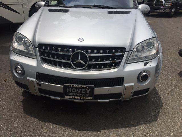 2007 Mercedes-Benz ML63 6.3L AMG in San Antonio, Texas 78006