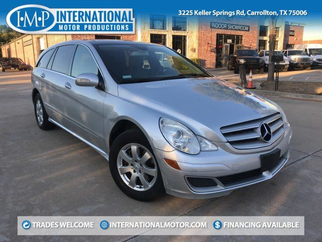 2007 Mercedes-Benz R350 3.5L in Carrollton, TX 75006