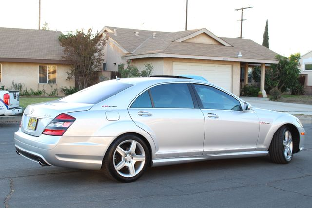 2007 Mercedes-Benz S550 AMG APPEARANCE SERVICE RECORDS AVAILABLE in Woodland Hills CA, 91367