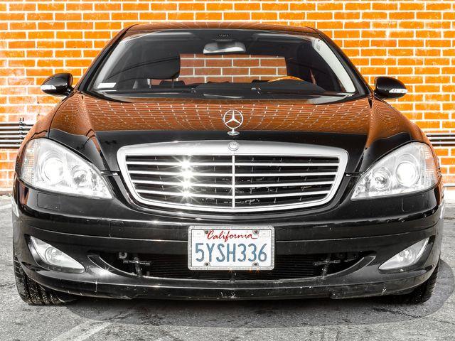 2007 Mercedes-Benz S550 5.5L V8 Burbank, CA 2