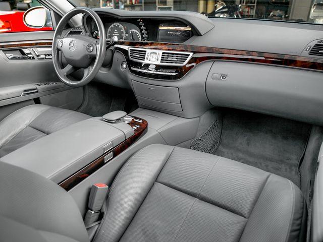 2007 Mercedes-Benz S550 5.5L V8 Burbank, CA 12