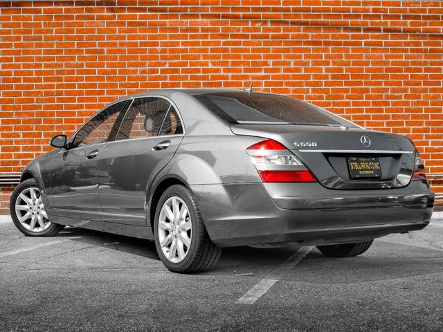 2007 Mercedes-Benz S550 5.5L V8 Burbank, CA 7