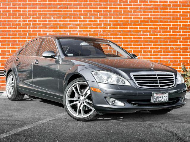 2007 Mercedes-Benz S550 5.5L V8 Burbank, CA 1