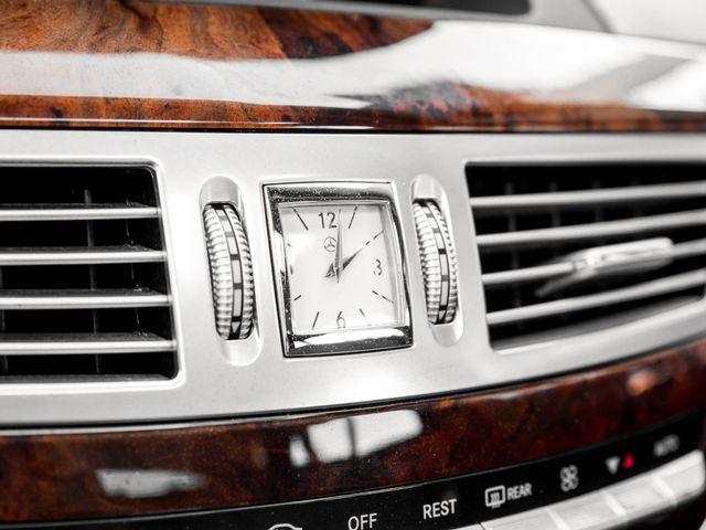 2007 Mercedes-Benz S550 5.5L V8 Burbank, CA 17