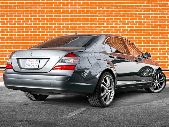 2007 Mercedes-Benz S550 5.5L V8 Burbank, CA 4