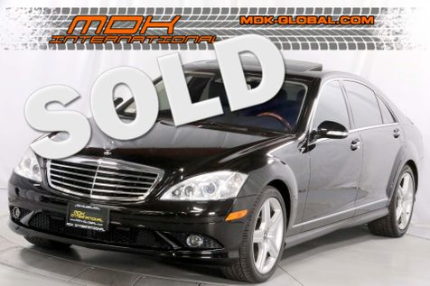 2007 Mercedes-Benz S550 - SPORT AMG - P2 PKG - Keyless GO - Cooled seats in Los Angeles