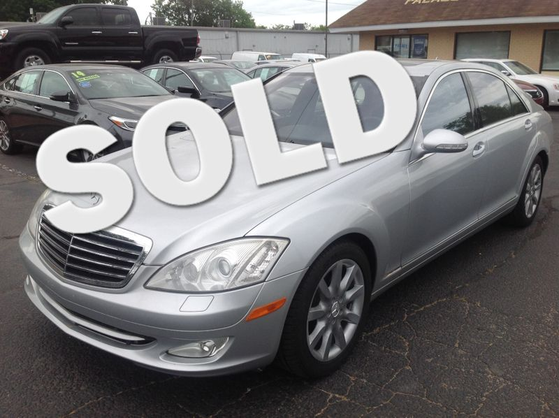 Used 2007 Mercedes Benz S550 S Class