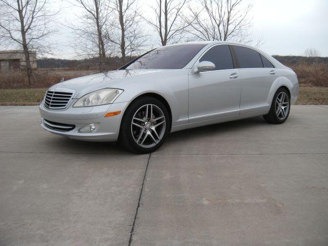 2007 Mercedes-Benz S550 5.5L V8 Chesterfield, Missouri 1