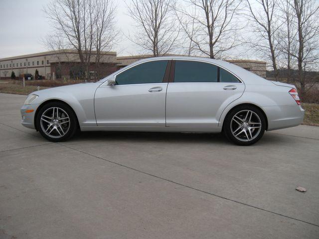 2007 Mercedes-Benz S550 5.5L V8 Chesterfield, Missouri 3