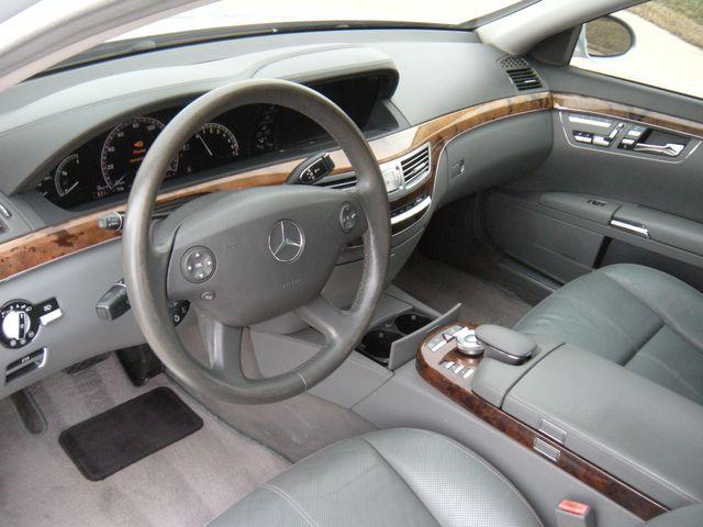 2007 Mercedes-Benz S550 5.5L V8 Chesterfield, Missouri 13