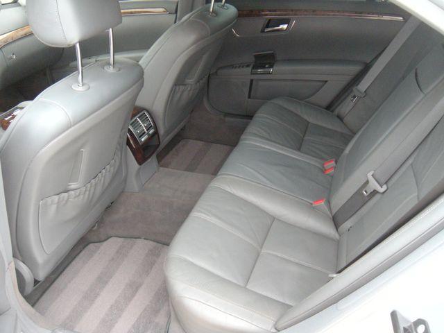 2007 Mercedes-Benz S550 5.5L V8 Chesterfield, Missouri 16