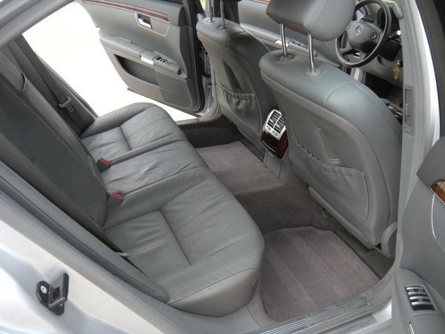 2007 Mercedes-Benz S550 5.5L V8 Chesterfield, Missouri 17