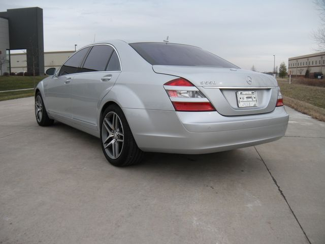 2007 Mercedes-Benz S550 5.5L V8 Chesterfield, Missouri 4
