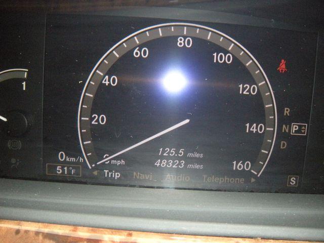 2007 Mercedes-Benz S550 5.5L V8 Chesterfield, Missouri 28