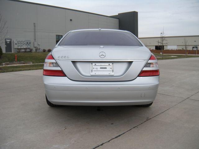 2007 Mercedes-Benz S550 5.5L V8 Chesterfield, Missouri 6
