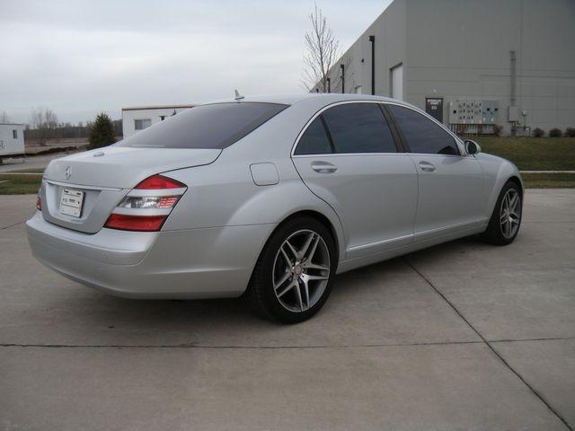 2007 Mercedes-Benz S550 5.5L V8 Chesterfield, Missouri 5