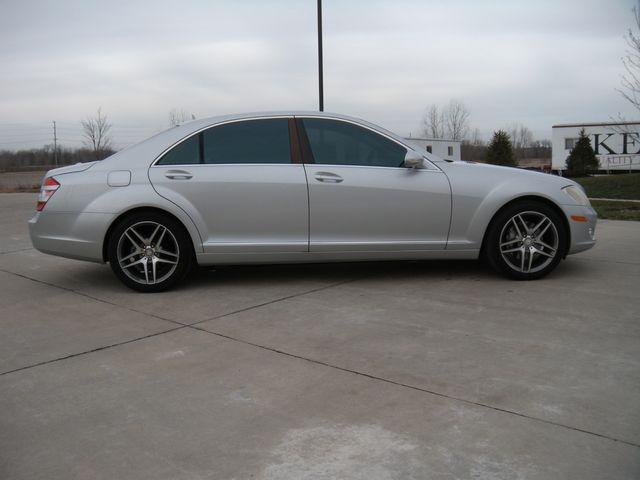 2007 Mercedes-Benz S550 5.5L V8 Chesterfield, Missouri 2