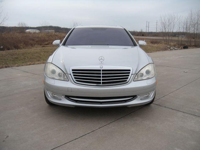 2007 Mercedes-Benz S550 5.5L V8 Chesterfield, Missouri 7