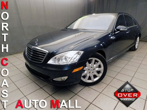2007 Mercedes-Benz S550 5.5L V8 in Cleveland, Ohio