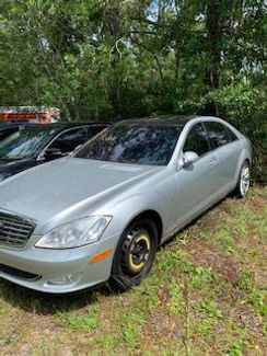 2007 Mercedes-Benz S550 in Harwood, MD