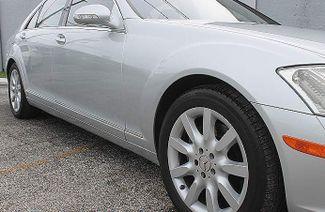 2007 Mercedes-Benz S550 5.5L V8 Hollywood, Florida 2