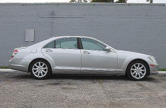 2007 Mercedes-Benz S550 5.5L V8 Hollywood, Florida 3