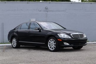 2007 Mercedes-Benz S550 5.5L V8 Hollywood, Florida 33