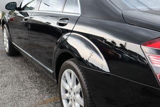 2007 Mercedes-Benz S550 5.5L V8 Hollywood, Florida 8