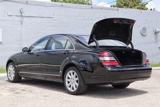 2007 Mercedes-Benz S550 5.5L V8 Hollywood, Florida 47