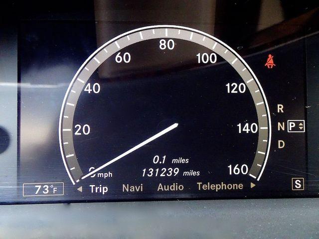 2007 Mercedes-Benz S550 5.5L V8 Madison, NC 16