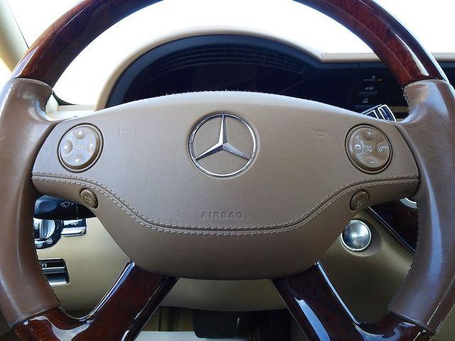 2007 Mercedes-Benz S550 5.5L V8 Madison, NC 17